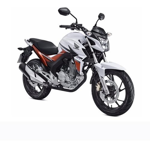 Moto Honda Cb 250 Twister 0km 2021