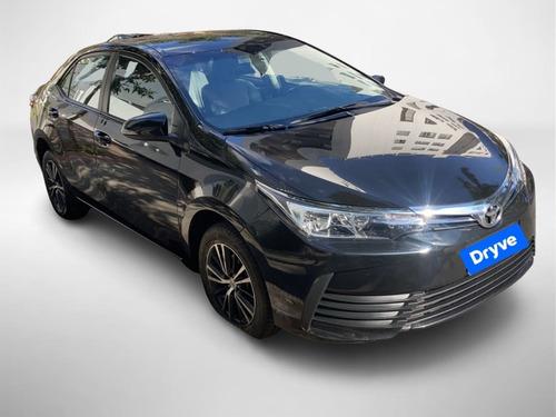 Imagem 1 de 11 de  Toyota Corolla Gli 1.8 16v Cvt Flex