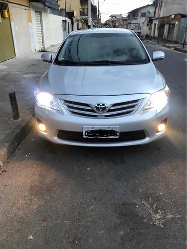 Imagem 1 de 6 de Toyota Corolla 2012 2.0 16v Altis Flex Aut. 4p