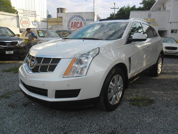 Suv Cadillac Srx Mod. 2011 Blanca Piel Q/c Rines $219,000