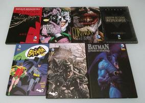 Pack 7 Encadernados Batman