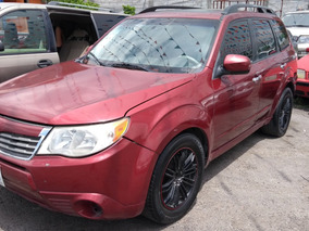 Subaru Forester Xs Qc Cd R Vud At