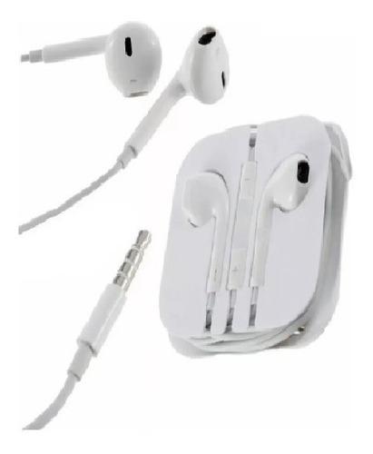 Imagem 1 de 1 de Fone De Ouvido C/ Entrada P2 Para iPhone Samsung LG Motorola