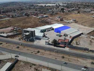 Bodega Nave Industrial 900 M2 Carretera Pachuca - Cd Sahagun