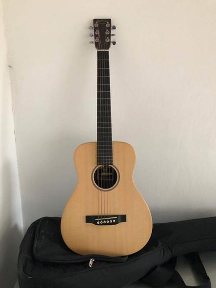 Little Martin Lx1e Guitarra Electro Acústica