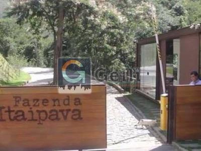 Terreno Condomínio- Petrópolis, Itaipava - 270