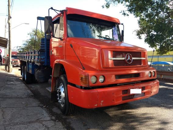 Mb 1620 98/98 Truck Carroceria - Motor Novo - Só R$72.000