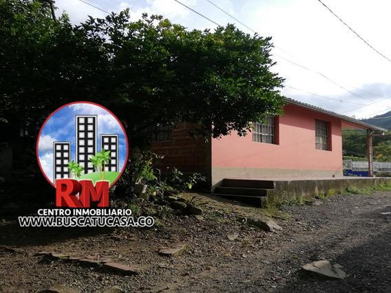 Se Venden Casa Lote En La Vega Cund