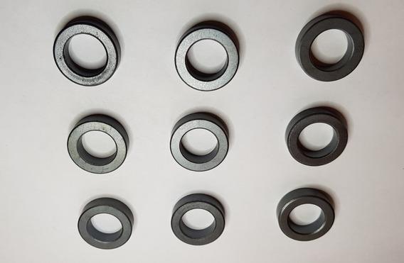 Nucleo De Ferrite Toroidal 28,2 Mm X 17,7 Mm X 7,3 Mm X 5,2