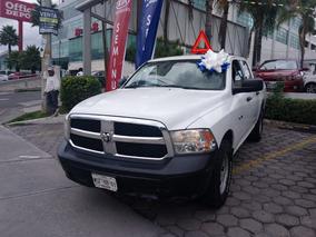 Dodge Ram 1500 Doble Cabina 6 Cil Motor 3.6 Lt