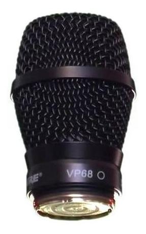 Capsula Mic Vp68 Sem Fio Shure Rpw124
