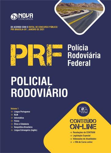 Apostila Prf 2020 - Policial Rodoviário