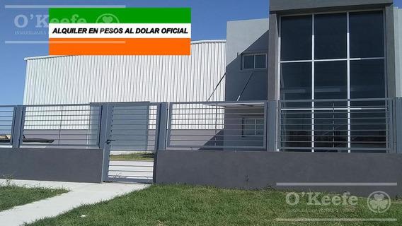 Deposito Industrial En Alquiler Zona Sur Florencio Varela - Pitec - 2700 M2