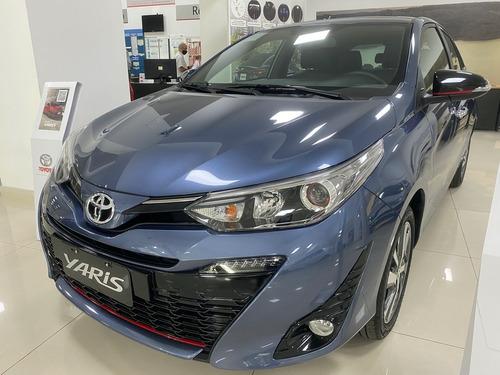 Toyota Yaris S Cvt 5p
