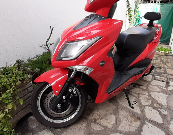 Moto Electrica Sunra Hawk Gel 3000w Gel. Llevala Sin Gastos