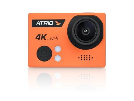 Câmera De Ação Fullsport Cam 4k - Atrio ()