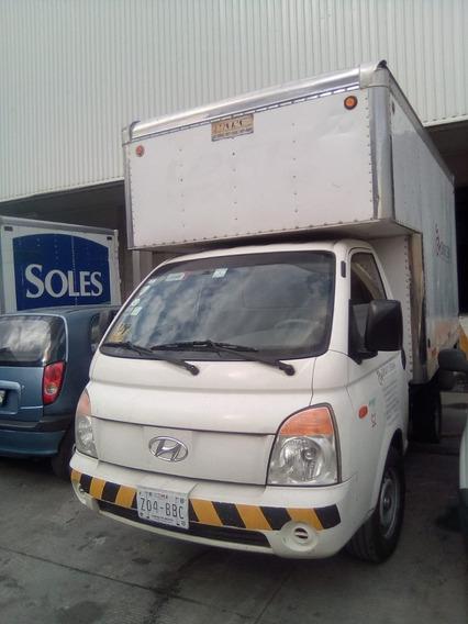 Hyundai H100 2009 Caja Seca