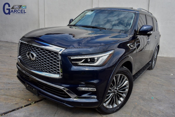 Infiniti Qx80 Perfection 12,000km