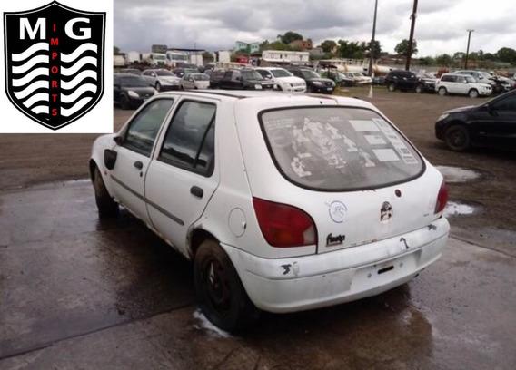 Sucata P/venda De Peças Usadas Ford Fiesta Gl 2000/2000