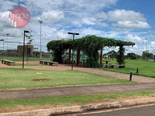 Terreno À Venda, 364 M² Por R$ 343.000,00 - Condomínio Terras De Siena - Ribeirão Preto/sp - Te1498