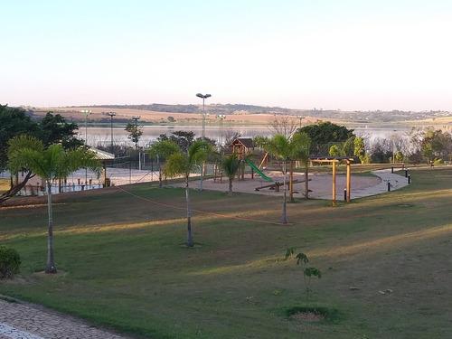 Imagem 1 de 12 de Terreno À Venda, Residencial Jardim Barra Do Cisne I - Americana/sp - 18884