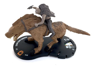 Wizkids Heroclix Lord Of The Rings Sharku And Warg #102 Le