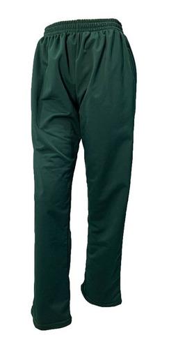 Pantalón Deportivo En Poliester Frizado Unisex