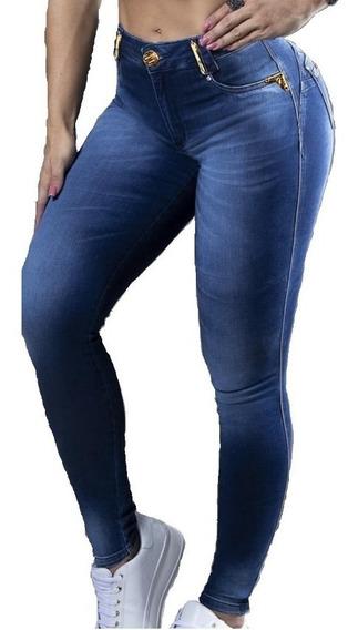 Calça Cigarret Setfor Promoção 24h Jeans Modela Bumbum