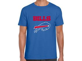 Camiseta Estampada Bills Búfalo