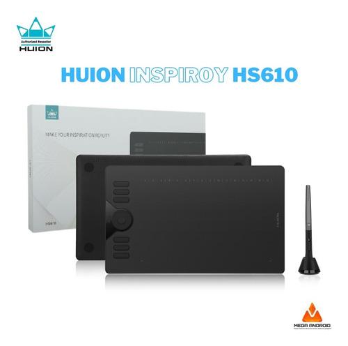 Imagen 1 de 1 de Tableta Grafica Digitalizadora Huion Hs610 Diseño Escritura