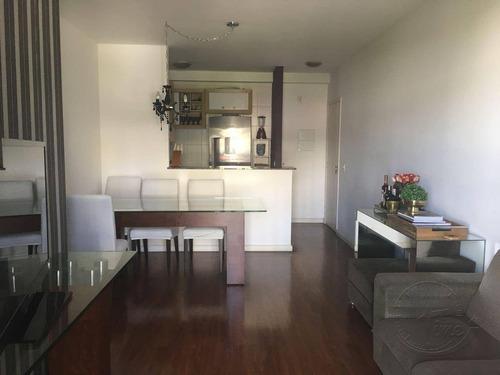 Imagem 1 de 30 de Apartamento À Venda, 79 M² Por R$ 424.000,00 - Jardim Tupanci - Barueri/sp - Ap0325