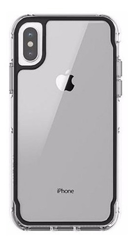 Funda Para iPhone X Griffin Survivor Clear