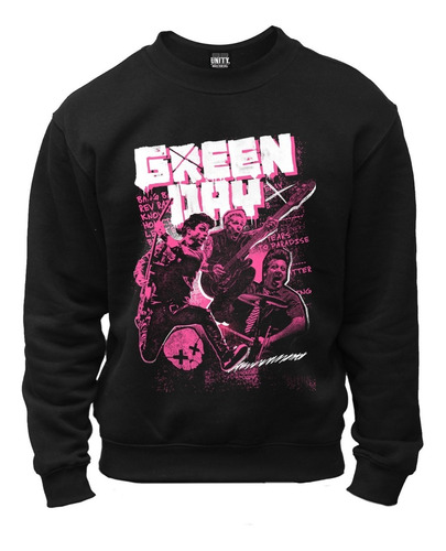Imagen 1 de 2 de Buzo Green Day  Setlist
