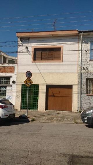 Sobrado Com 2 Dormitórios À Venda, 120 M² Por R$ 585.000,00 - Mooca - São Paulo/sp - So1717
