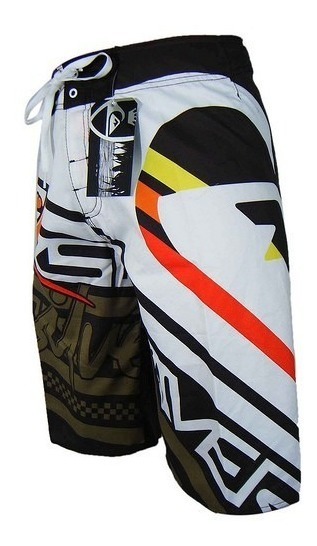 Quiksilver - Short - Bermuda 34 - Surf - Kite