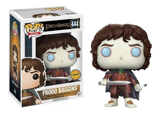 Funko Pop Movies The Lord Of The Rings Frodo Baggins Chase