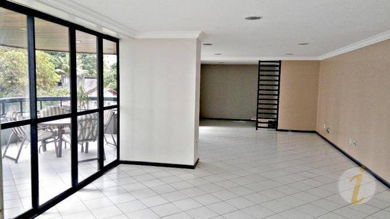 Apartamento Com 4 Dormitórios À Venda, 360 M² Por R$ 800.000 - Altiplano - João Pessoa/pb - Ap5971