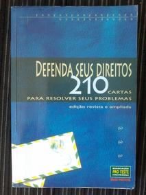 Defrenda Seus Direitos 2010 Cartas Modelo