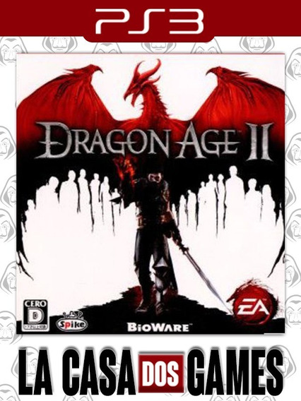 Dragon Age Ii 2 - Psn Ps3 - Envio Imediato