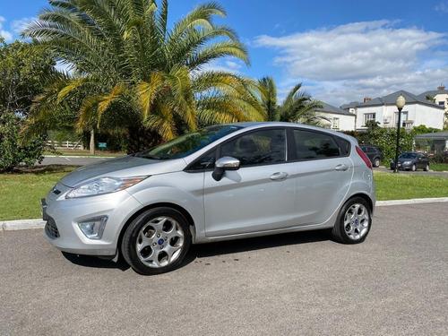 Ford Fiesta Titanium Kinetic 2013