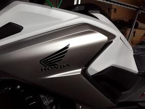 Honda Nc750x Blanco 0km