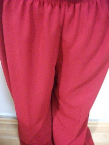 Pantalon Dama Extra Grande Usado Tienda Virtua