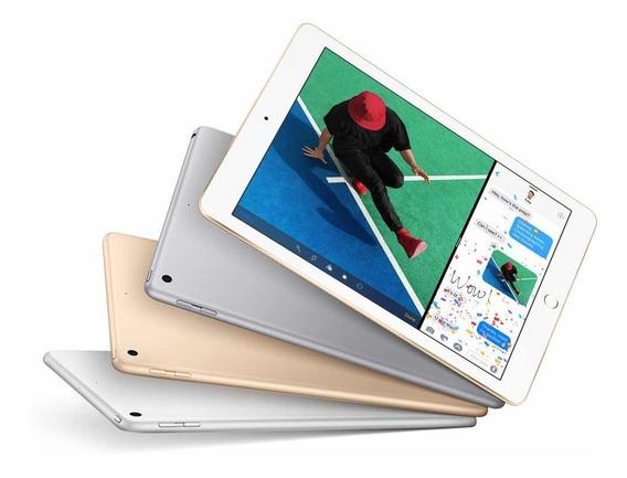 iPad 9.7 32gb Wi-fi Lacrado Original Garantia 1 Ano 2018