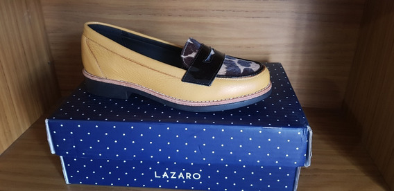 Zapatos Mocasines Lazaro N°38 Nuevos !!!