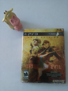 Resident Evil 5 Gold Edition Ps3 Garantizado