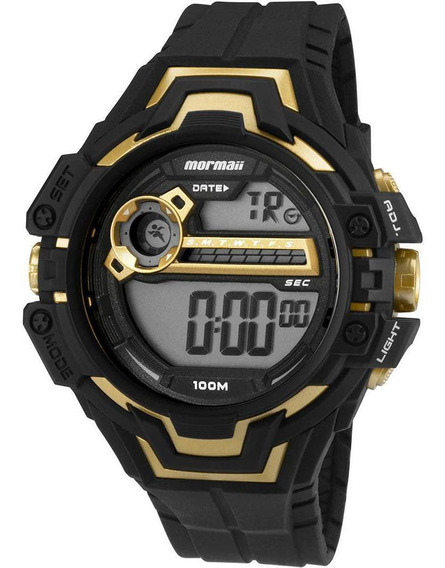 Relógio Masculino Mormaii Digital Esportivo Mo1082a/8d