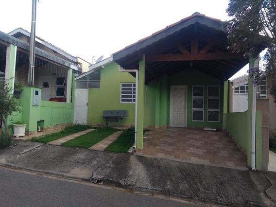 Casa Residencial Em Bragança Paulista - Sp - Ca0447_brgt
