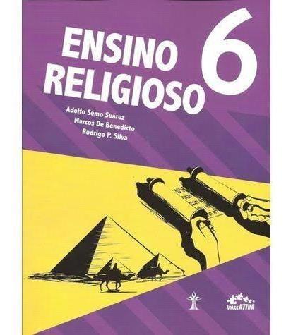 Interativa. Ensino Religioso. 6º Ano Editora Cpb