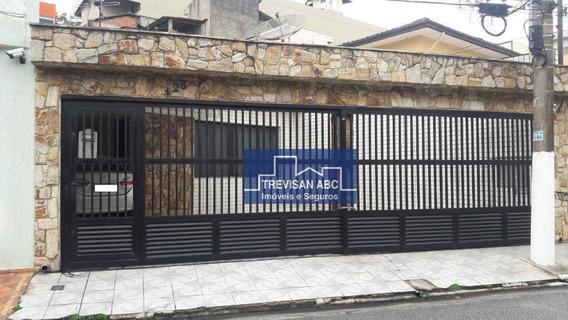 Casa À Venda No Bairro Jordanópolis Sbc/sp- 02 Dorms Sendo 01 Ste, 04 Vagas. - Ca0429