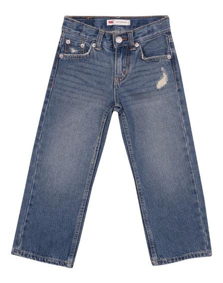 Pantalon Levi´s Niños 815622-l2b Azul